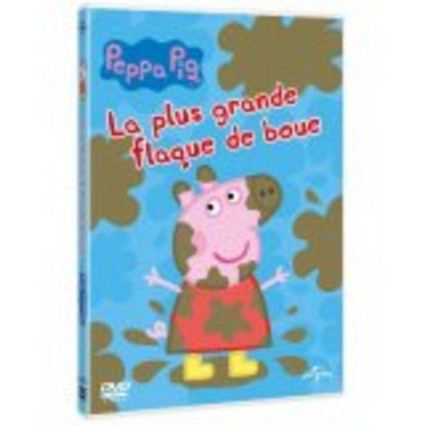 PEPPA PIG : LA PLUS GRANDE FLAQUE DE BOUE offre à 9,99€