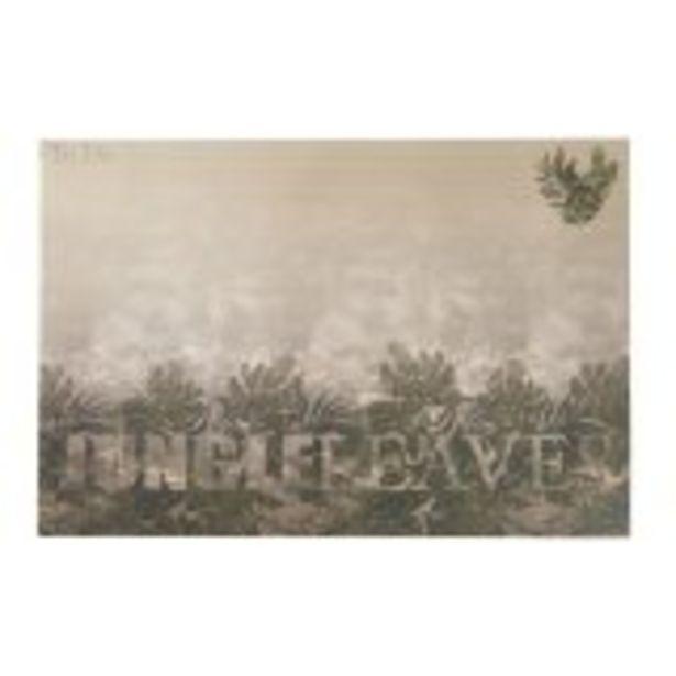 Sous-main papier 30 feuilles - 40 x 60 cm - Cultura - Jungle Leaves offre à 7,99€