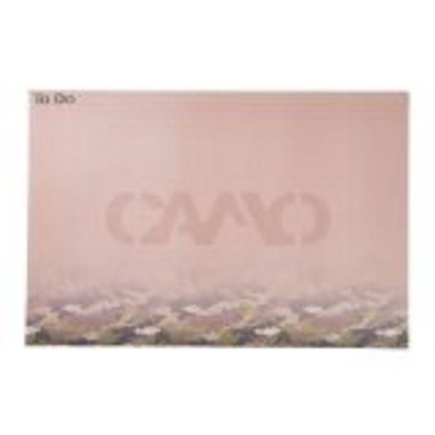 Sous-main papier 30 feuilles - 40 x 60 cm - Cultura - Neo Camo offre à 7,99€