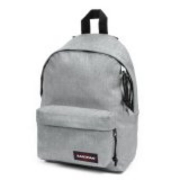 Mini sac à dos 1 compartiment - Orbit Sunday gris - Eastpak offre à 28€