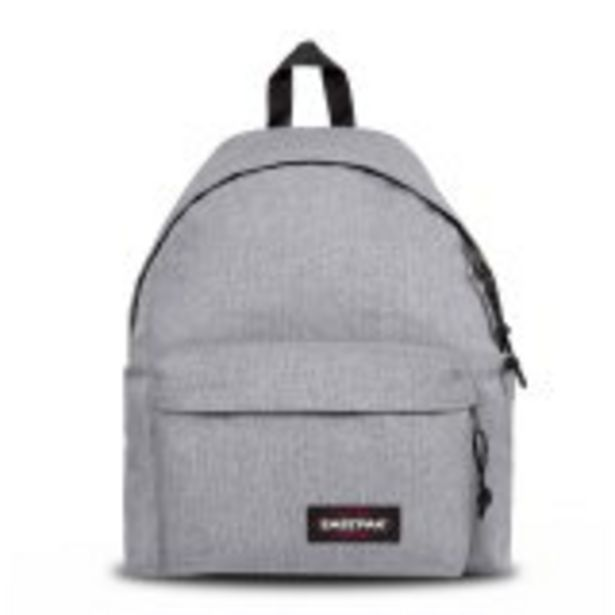 Sac à dos 1 compartiment - Pak'r Sunday Grey - Eastpak offre à 34,99€