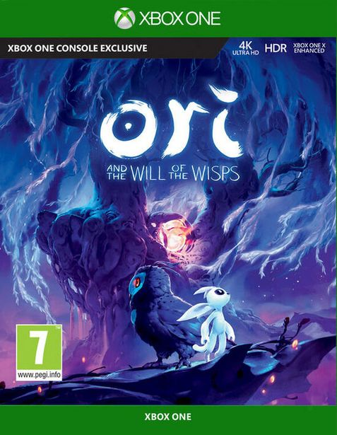 Ori And The Will Of The Wisps  XBOX ONE  offre à 29,99€