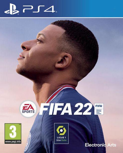 FIFA 22  PS4  offre à 69,99€