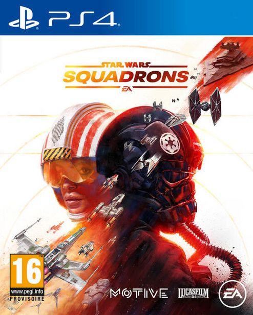 Star Wars Squadrons  PS4  offre à 29,99€