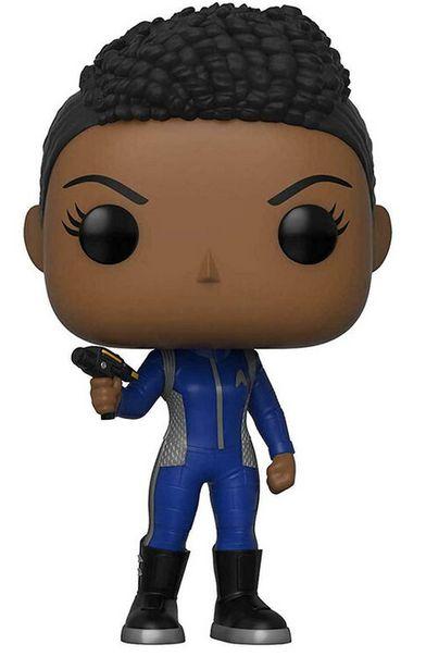 Figurine Funko Pop! N°1002 - Star Trek Discovery - Michael Burnham   offre à 4,99€