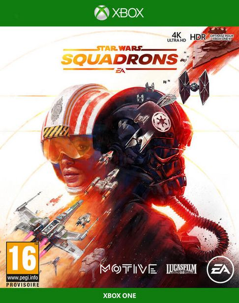 Star Wars Squadrons  XBOX ONE  offre à 29,99€