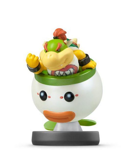 Figurine Amiibo N°43 Smash Bowser Junior   offre à 14,99€