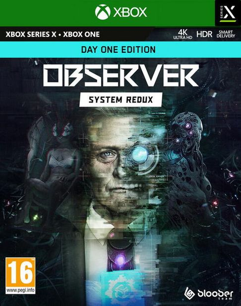 Observer: System Redux Day One Edition  XBOX ONE  offre à 29,99€