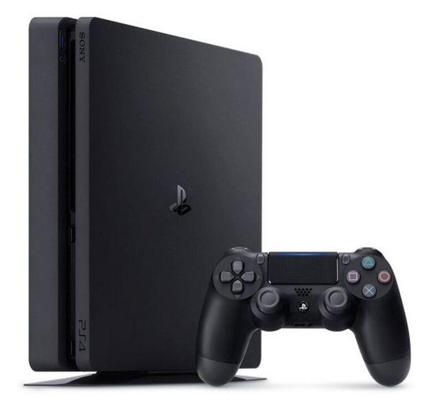 PlayStation 4 Slim Noire 500 Go   offre à 249,99€