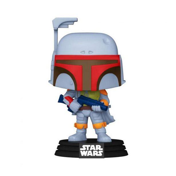 Figurine Funko Pop! - Star Wars - Vintage Boba Fett   offre à 14,99€