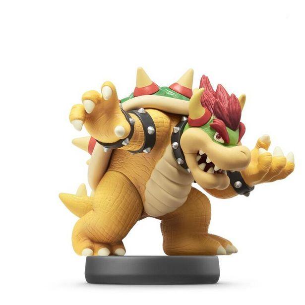Figurine Amiibo N°20 Smash Bowser   offre à 14,99€