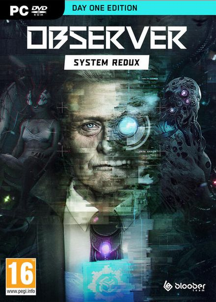 Observer: System Redux Day One Edition  PC  offre à 29,99€