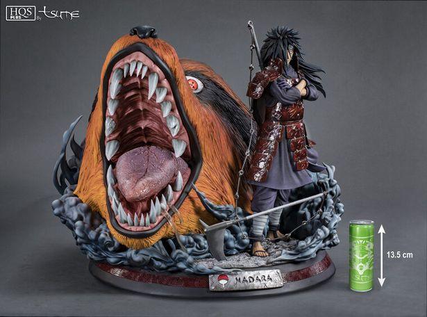 Statuette Tsume - Naruto Shippuden - Madara Hqs   offre à 999€