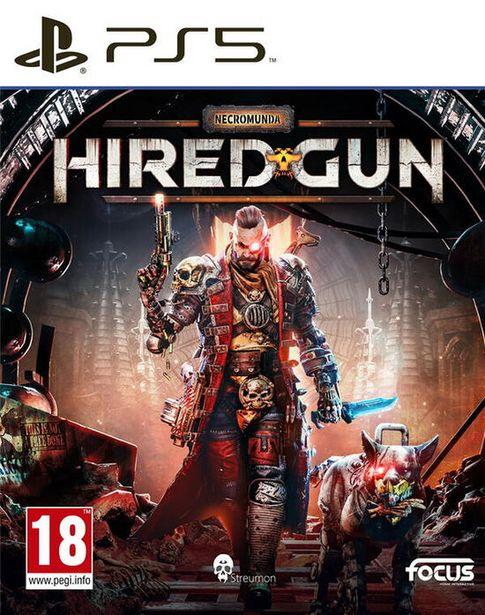 Necromunda Hired Gun  PS5  offre à 39,99€