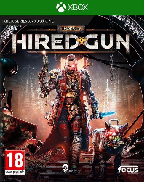 Necromunda Hired Gun  XBOX ONE  offre à 39,99€