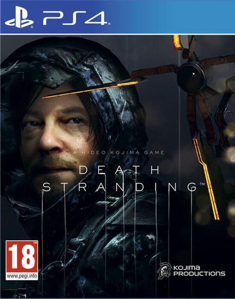 Death Stranding  PS4  offre à 39,99€