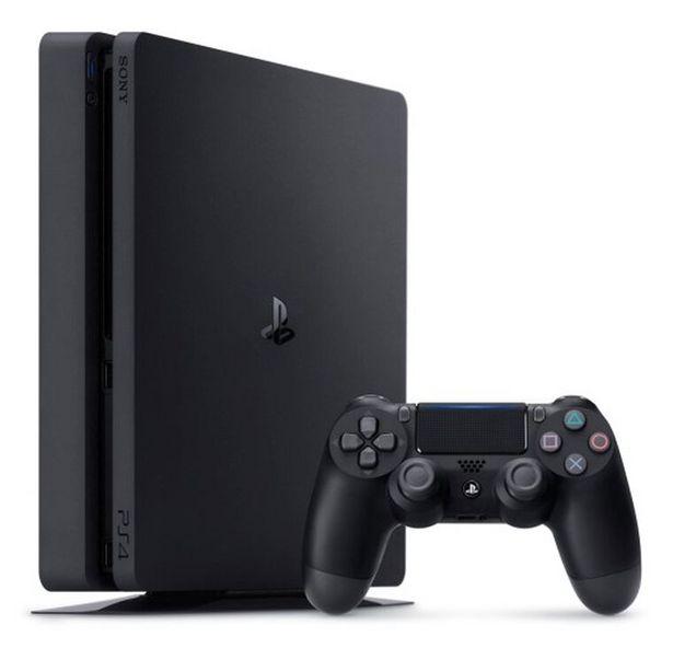 PlayStation 4 Slim Noire 1 To   offre à 259,99€