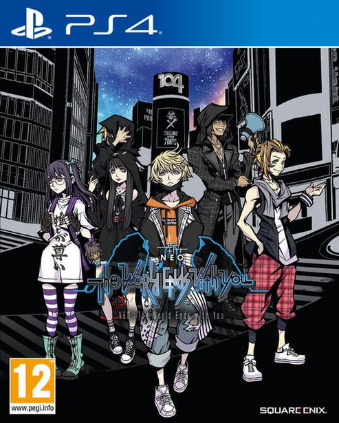 Neo The World Ends With You  PS4  offre à 59,99€