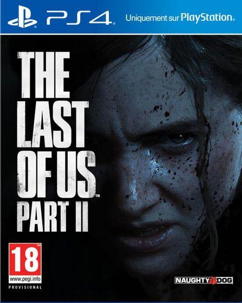 The Last Of Us Part II - Versions PS5 et  PS4  offre à 39,99€