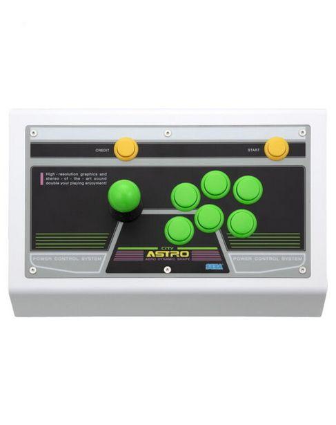 Arcade Stick Astrocity Boutons Verts   offre à 179,99€
