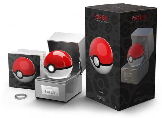 Replique - Pokemon - Poke Ball Die - Cast   offre à 99,99€