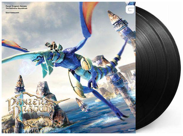 Vinyle Panzer Dragon Remake The Definitive Soundtrack 2lp  DIVERS  offre à 49,99€