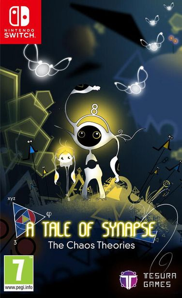 A Tale Of Synapse The Chaos Theories  SWITCH  offre à 29,99€