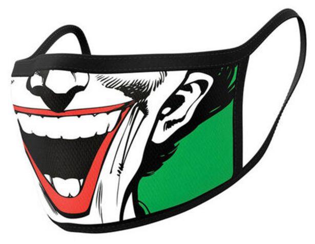 Masque - Dc Comics - Joker - Lot De 2   offre à 9,99€