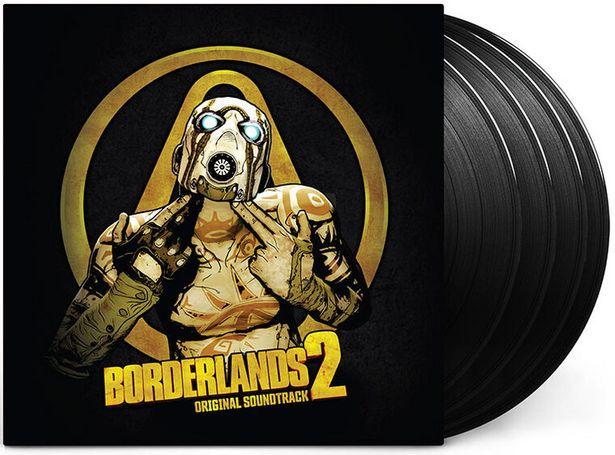 Vinyle Borderlands 2 Ost 4lp  DIVERS  offre à 89,99€