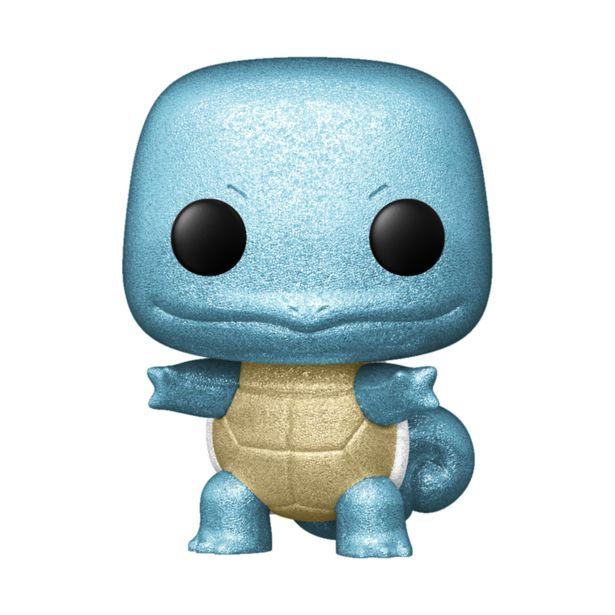 Figurine Funko Pop! - N° 504 - Pokemon - Carapuce (dglt)(ie)   offre à 29,99€