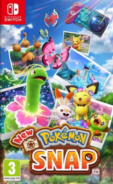 New Pokemon Snap  SWITCH  offre à 59,99€