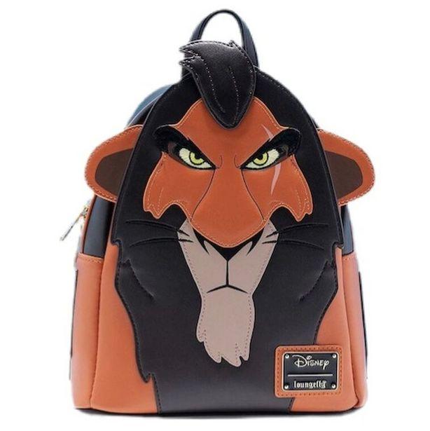 Petit Sac A Dos Loungefly - Le Roi Lion - Scar   offre à 74,99€