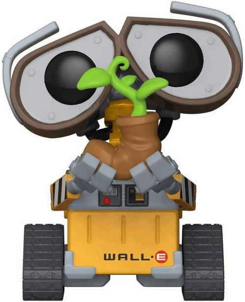 Figurine Funko Pop! N°400 - Wall-E - Earth Day Wall-E   offre à 14,99€