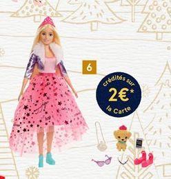 Barbie Princesse adventure offre à 21,99€