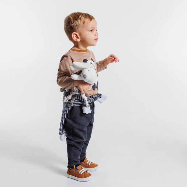 Pantalon maille jogpant offre à 12,99€