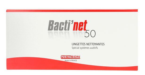 Lingettes nettoyantes x50 offre à 9,5€