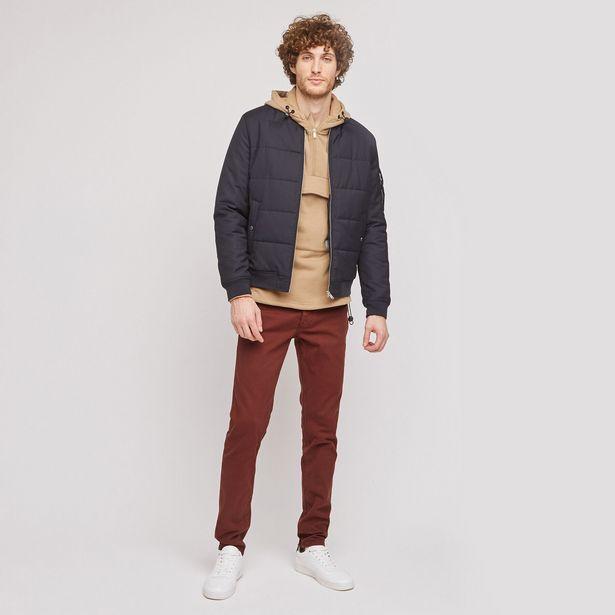 Pantalon 5 poches slim offre à 15€