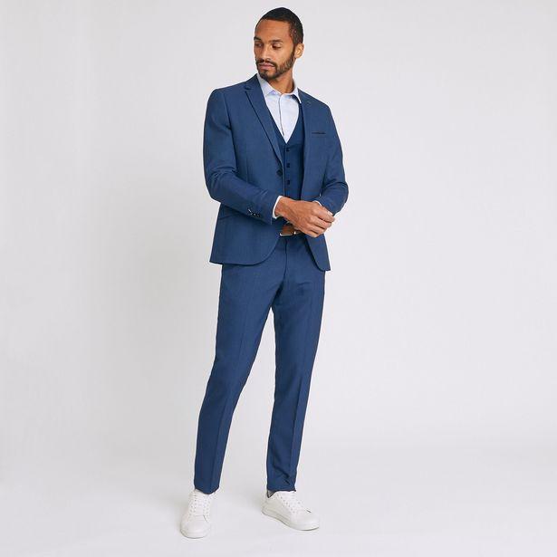 Pantalon de costume slim offre à 30€