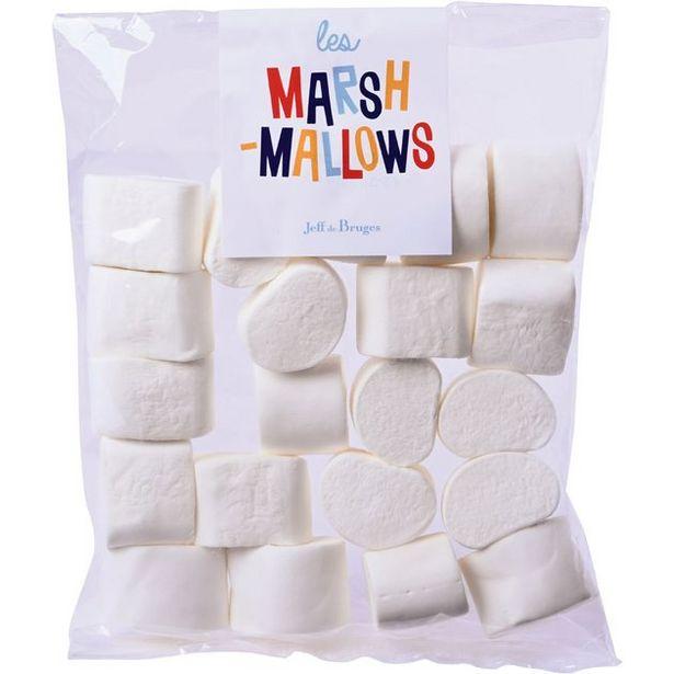 Sachet marshmallows offre à 2,2€