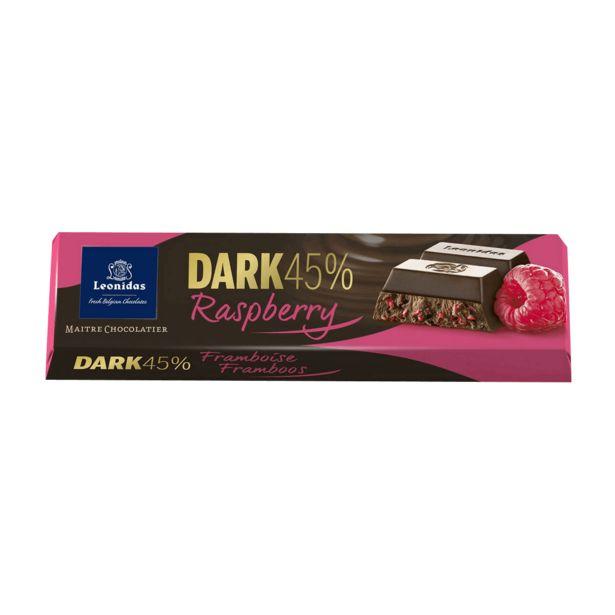 Leonidas Bâton Chocolat Noir Framboise, 5pcs offre à 9,5€