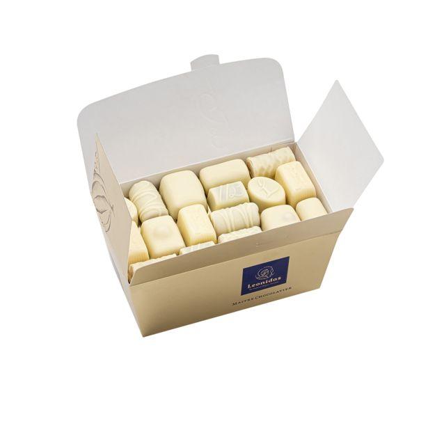 Leonidas Ballotin Chocolat Blanc offre à 11,15€