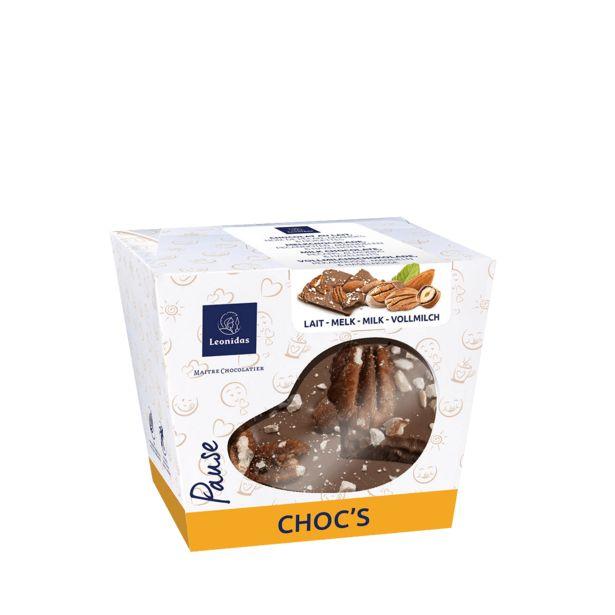 Leonidas Boîte Choc's Pecan Lait, 300g offre à 15,5€