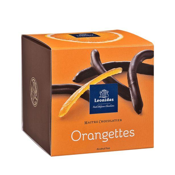 Leonidas Cube Orangettes, 200g offre à 14,9€