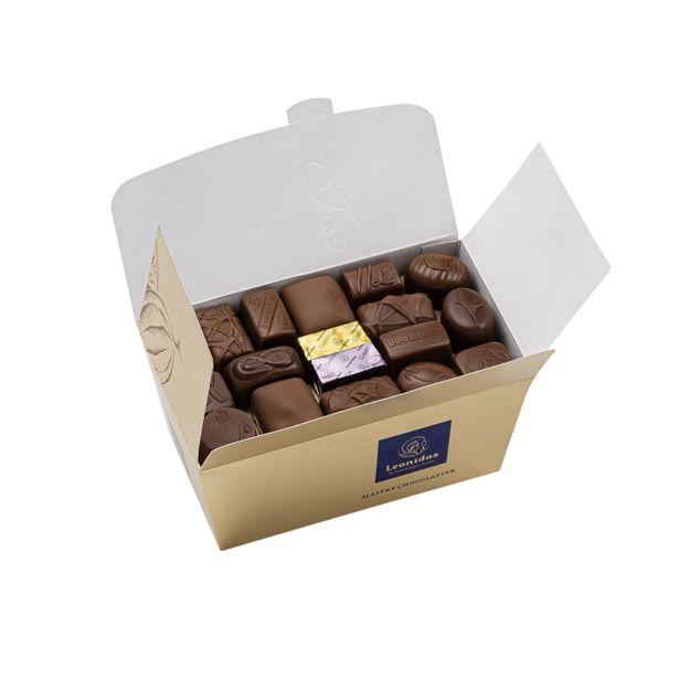 Leonidas Ballotin Chocolat au Lait offre à 11,15€