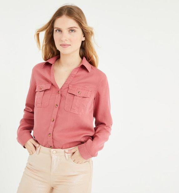 Chemise en lyocell Femme offre à 17,97€