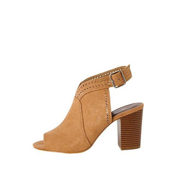 Sandales à talon Femme offre à 15€
