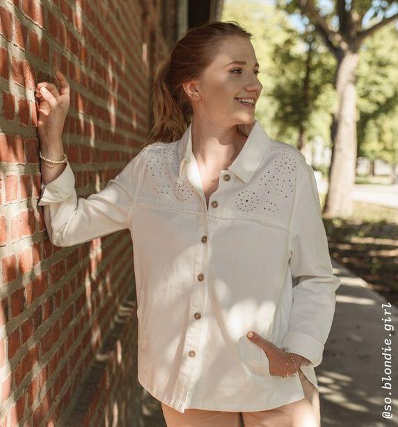 Veste Sur-chemise Femme offre à 22,47€