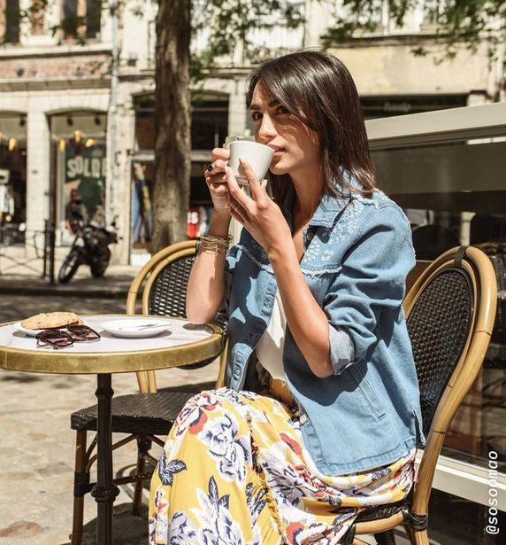 Veste en jean Femme offre à 22,47€