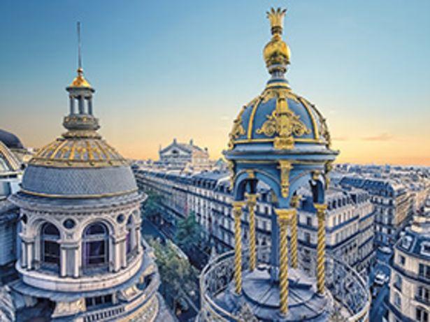 3 jours en Europe d'excellence offre à 359,91€