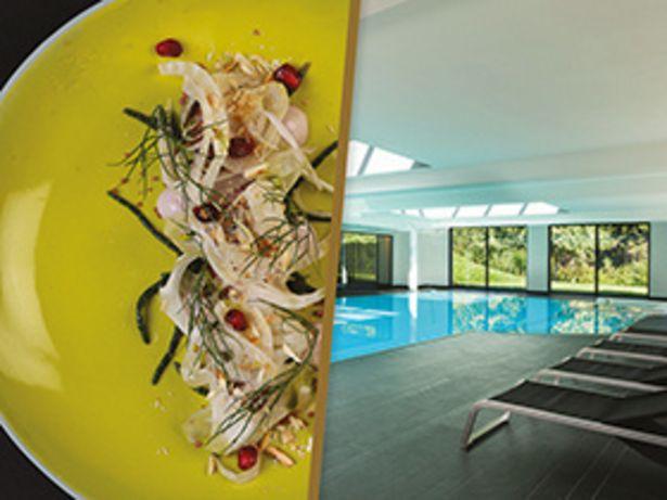 Séjour de luxe de 2 nuits avec spa et repas d'exception offre à 447,84€